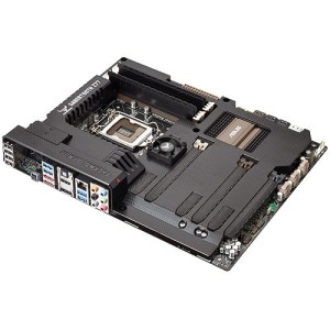 ASUS SABERTOOTH Z77 LGA 1155 Intel Z77 HDMI SATA 6Gb/s USB 3.0 ATX Intel Motherboard
