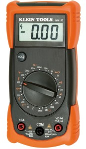 Klein Tools MM100 Manual Ranging Multimeter
