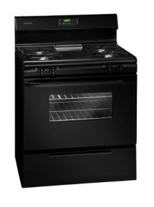 "Frigidaire FFGF3011L 30"" Freestanding Gas Range with Ready-Select Controls and Low Simmer Burner"
