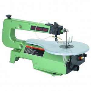 "Central Machinery 16"" VARIABLE SPEED SCROLL SAW"