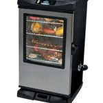 Masterbuilt 20070512 Model Smoker with Viewing Window and RF Remote Control
