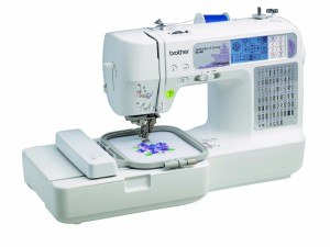 Brother SE400 Combination Computerized Sewing Machine