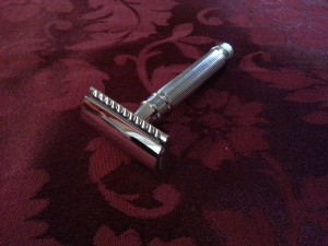 Edwin Jagger De89lbl Double Edge Safety Razor
