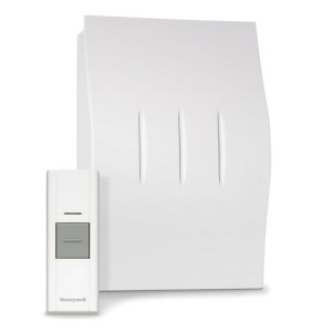 Honeywell RCWL250A1006/N Decor Wireless Doorbell