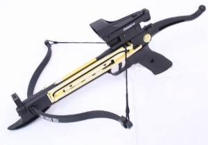 Self Cocking Cobra Crossbow