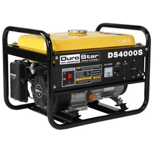 DuroStar DS4000S 4-Cycle Gas Powered Portable Generator