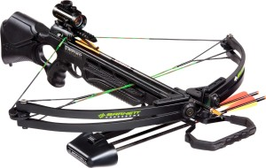 Barnett Wildcat C5 Black Crossbow Package