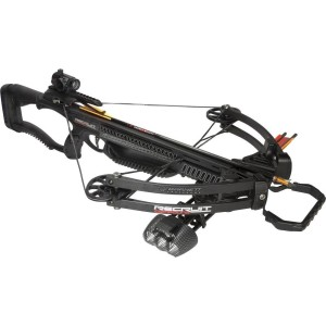 Barnett 78610 Recruit Compound Crossbow Package