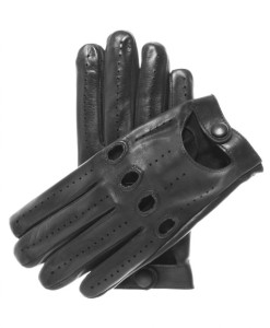 Fratelli Orsini Everyday Men's Italian Lambskin Leather Driving Gloves