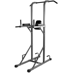 XMark XM-4434 Power Tower with Dip Station and Pull Up Bar