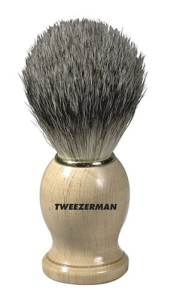 Tweezerman Men's Shaving Brush