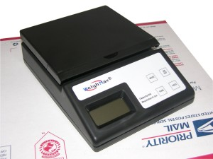 USPS Style W-2812 5Lb Postal Mailing Scale