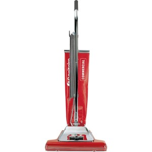 Sanitaire SC899F Commercial Shake Out Bag Wide Upright Vacuum Cleaner