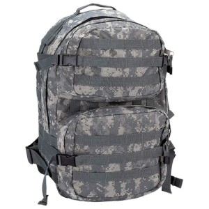 Heavy-Duty Water Resistant Army Survival Backpack