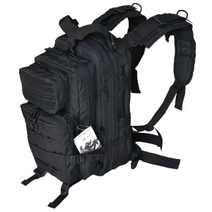 Tactical Assault Pack - Combat Rucksack Military MOLLE Backpack