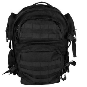 VISM by NcStar Tactical Survival Back Pack