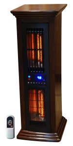 Lifesmart Air Commander All Season Infrared Heater