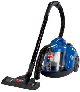 BISSELL Zing Bagless Canister Vacuum for High Pile Carpets