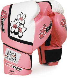 Rival Fitness Bag Boxing Gloves