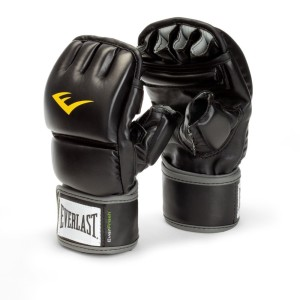 Everlast Train Advanced Wristwrap Heavy Bag Gloves