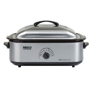 Nesco 4818-25PR 18 qt. Electric Roaster Oven