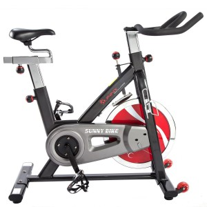 Sunny Health & Fitness Belt Drive Indoor Spinning Bike
