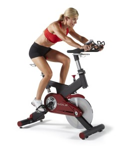 Sole Fitness SB700 Exercise Spinning Bike