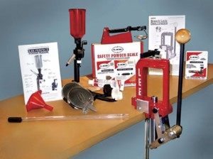 Lee Precision 50th Anniversary Reloading Press Kit