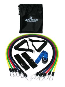 JS Fitness Resistance Band Set