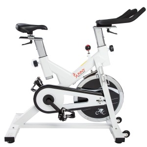 Sunny Health & Fitness Premier Indoor Spinning Bike