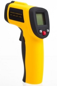 BAFX Products Non Contact Infrared Thermometer