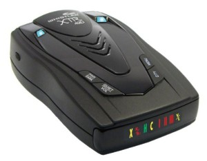 Whistler Xtr-420 Battery Operated Radar Detector