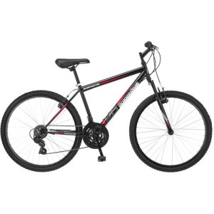"26"" wheel Roadmaster Granite Peak Men's Mountain Bike, Black"