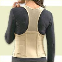 Cincher Women's Posture Back Brace Support Belt