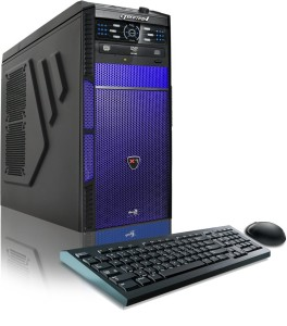 CybertronPC Hellion GM1213B Gaming Desktop
