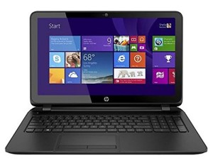 "HP 15-f111DX 15.6"" Touch-Screen Laptop Computer"