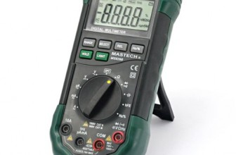 Top 10 Best Multimeters of 2017
