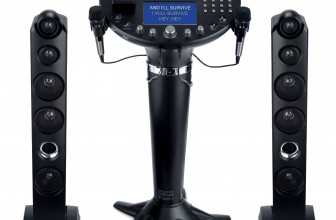Top 10 Best Karaoke Machines of 2017