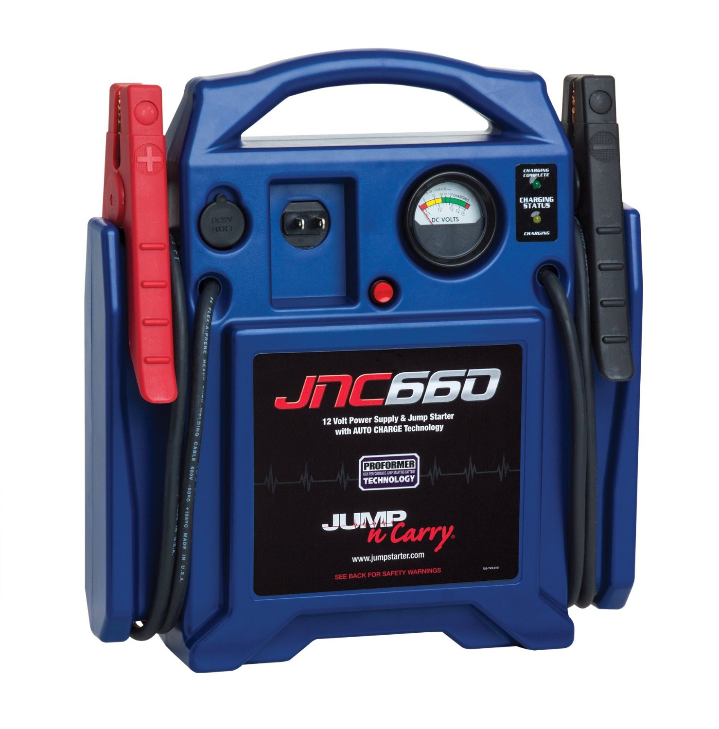 Top 10 Best Portable Jump Starters of 2017
