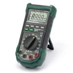 Mastech MS8268 Digital AC/DC Auto/Manual Range Multimeter