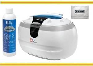 Top 10 Best Ultrasonic Jewelry Cleaners of 2017