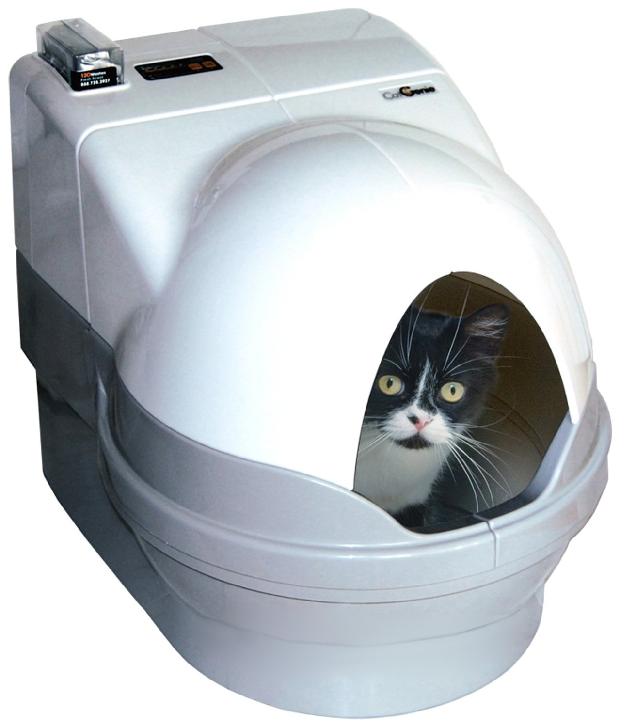 Top 10 Best Cat Litter Boxes of 2017